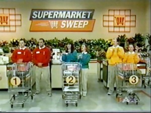 Bring back Supermarket Sweep and let me show you my skillz!