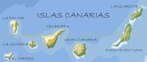 karte-kanarische-inseln